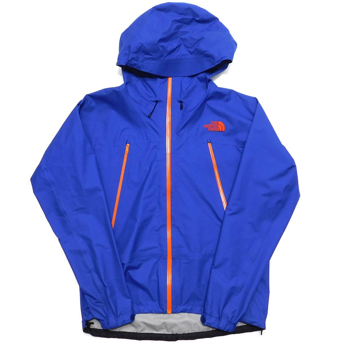 【中古】THE NORTH FACE Climb Very Light Jacket GORE-TEX クライムベリーライトジャケット ブルー サイズ:M 【250220】(ザノースフェイス)
