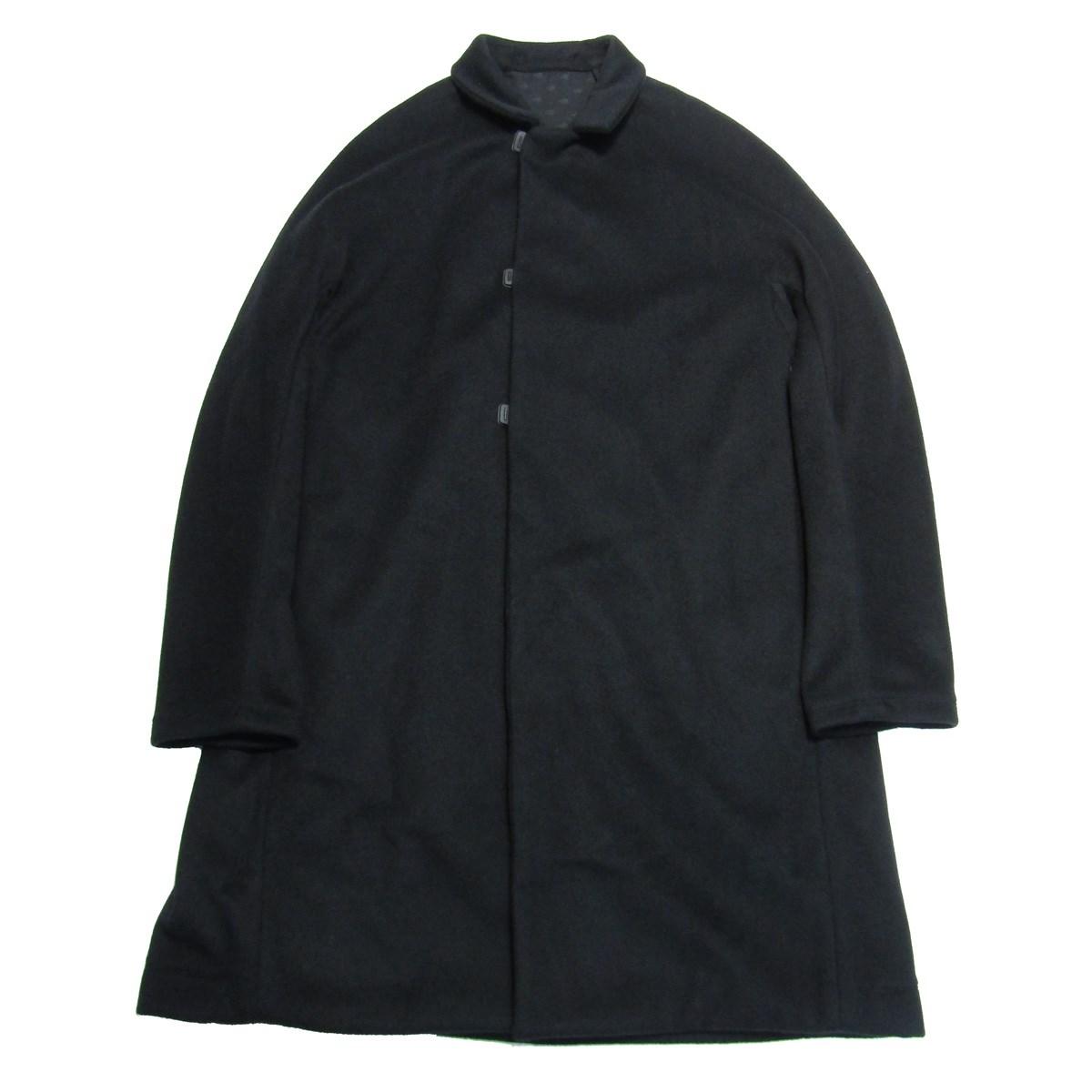 【中古】TEATORA2018AW Wallet Coat tt-101-00 トラベラーコート ブラック サイズ:3 【4月2日見直し】
