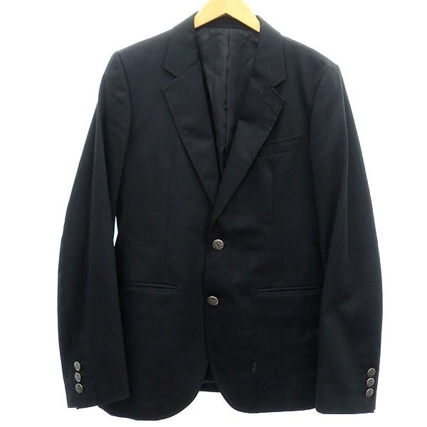 【中古】WACKO MARIA 2Bテーラードジャケット ブラック サイズ:M 【290220】(ワコマリア)
