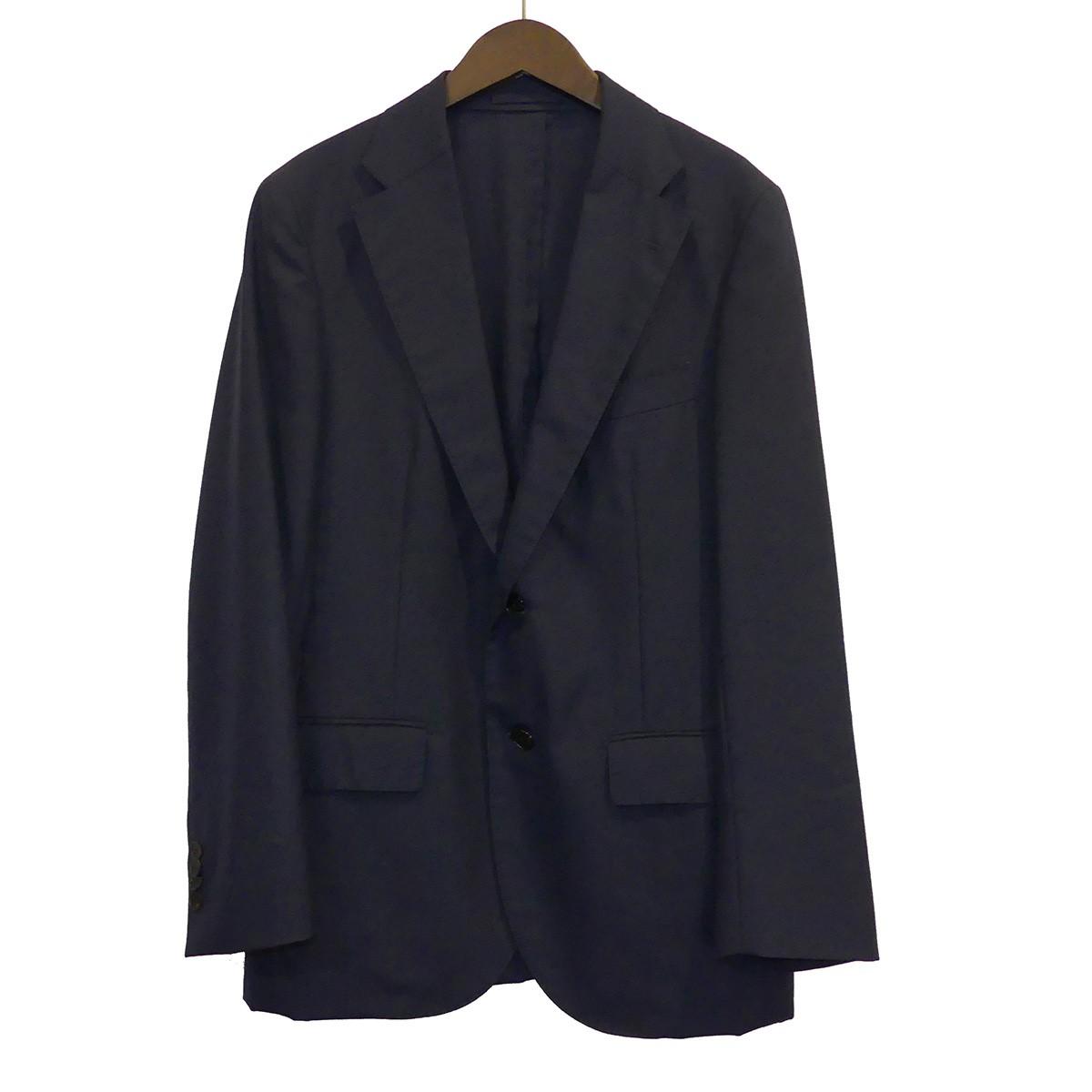 【中古】MACKINTOSH PHILOSOPHY テーラードジャケット ネイビー サイズ:38R 【070320】(マッキントッシュフィロソフィー)