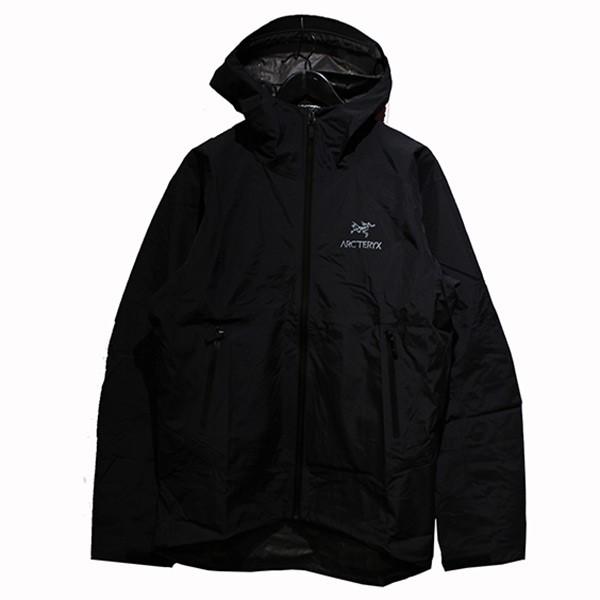【中古】ARCTERYX Zeta SL Jacket ゼータ SL ジャケット マウンテンパーカー ブラック サイズ:S 【080320】(アークテリクス)