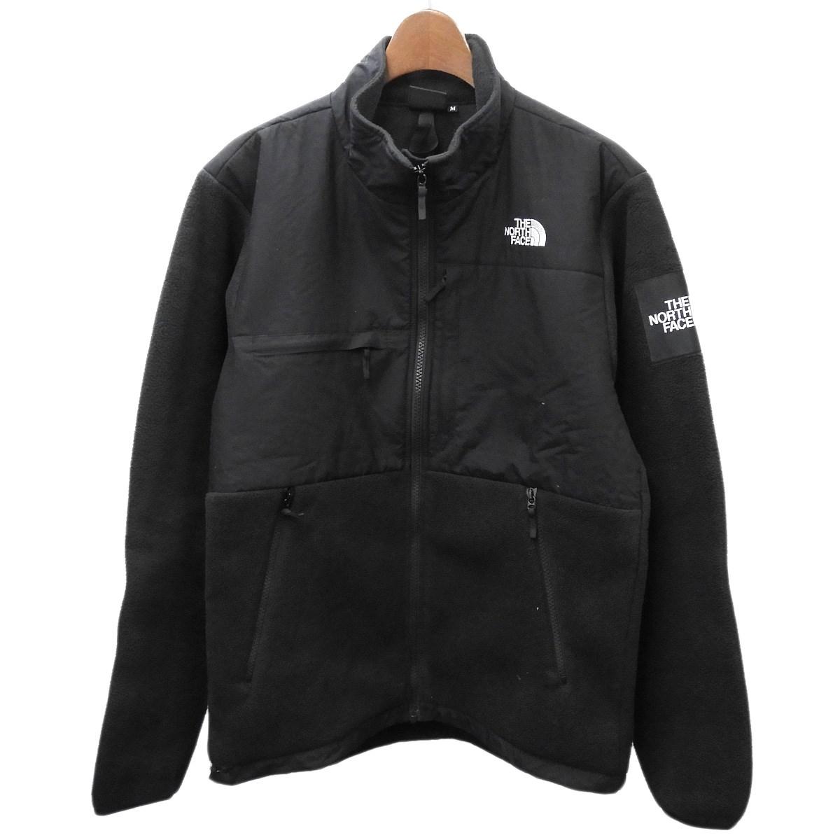 【中古】THE NORTH FACE 「Denali Jacket」フリースデナリジャケット ブラック サイズ:M 【100320】(ザノースフェイス)