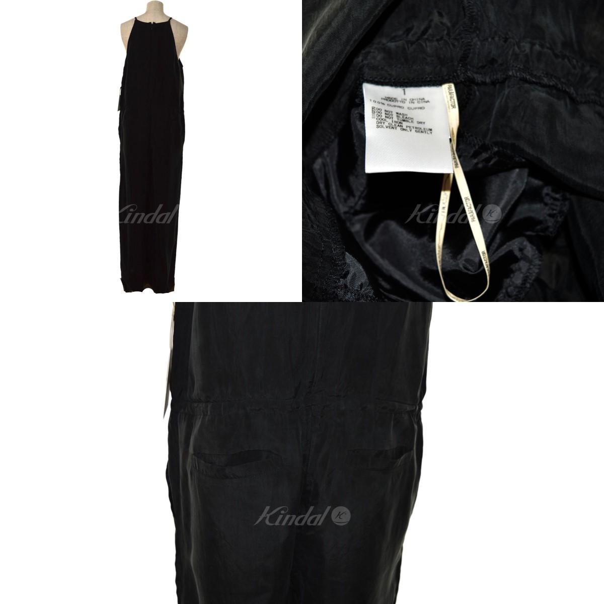 PARAFACTOR ノースリーブオールインワン ブラック サイズ 1100320パラファクターBrCoWxed