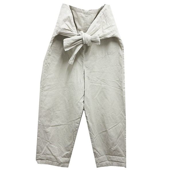 【中古】ohta shibari-pants16AW アイボリー サイズ:F 【140320】(オオタ)