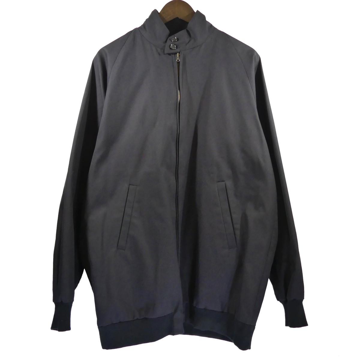 【中古】NICENESS リバーシブルジップアップジャケット PRODIGY プロディジー スウィングトップ ブラック×ベージュ サイズ:L 【160320】(ナイスネス)