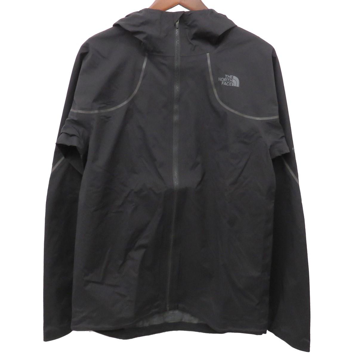 【中古】THE NORTH FACE FL Flight Trail Jacket ジャケット マウンテンパーカー ブラック サイズ:XS 【160320】(ザノースフェイス)