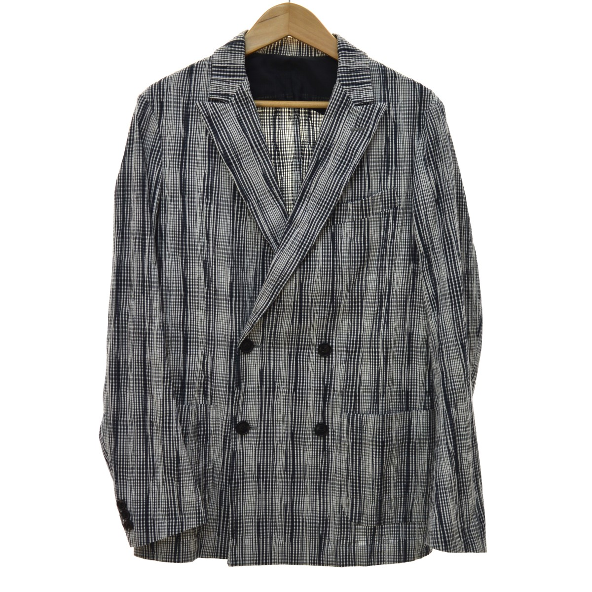 【中古】Casely-HayfordKOSTON 6A ジャケット グレー サイズ:34 【5月14日見直し】