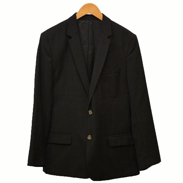【中古】AMI Alexandre Mattiussi 2Bジャケット テーラードジャケット ブラック サイズ:50 【170320】(アミアレクサンドルマテュッシ)
