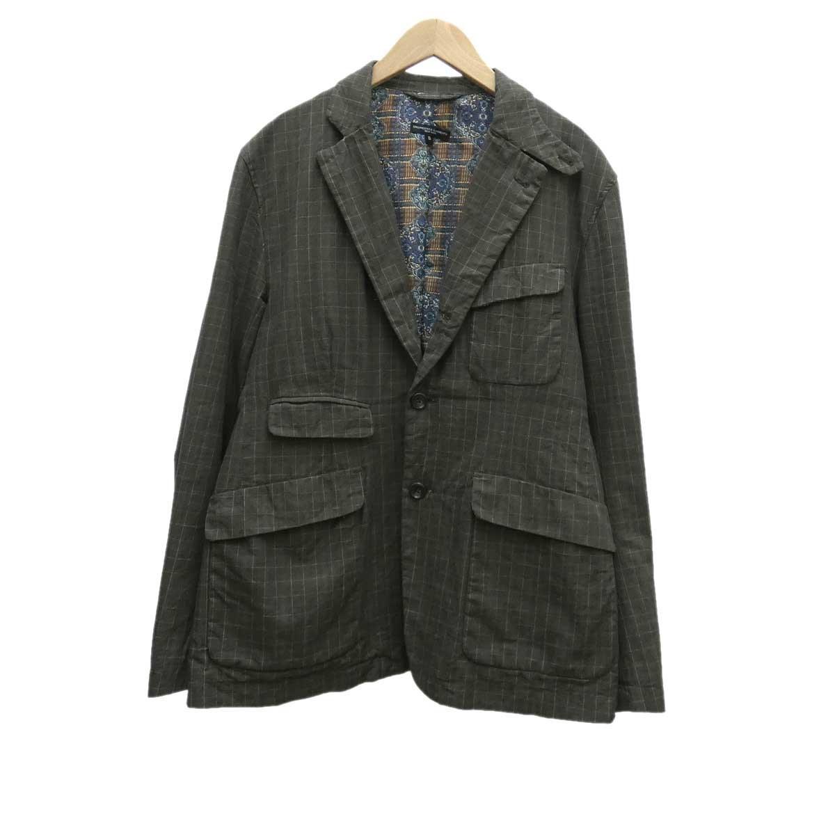 【中古】Engineered Garments Andover Jacket ブラウン サイズ:S 【200320】(エンジニアードガーメンツ)