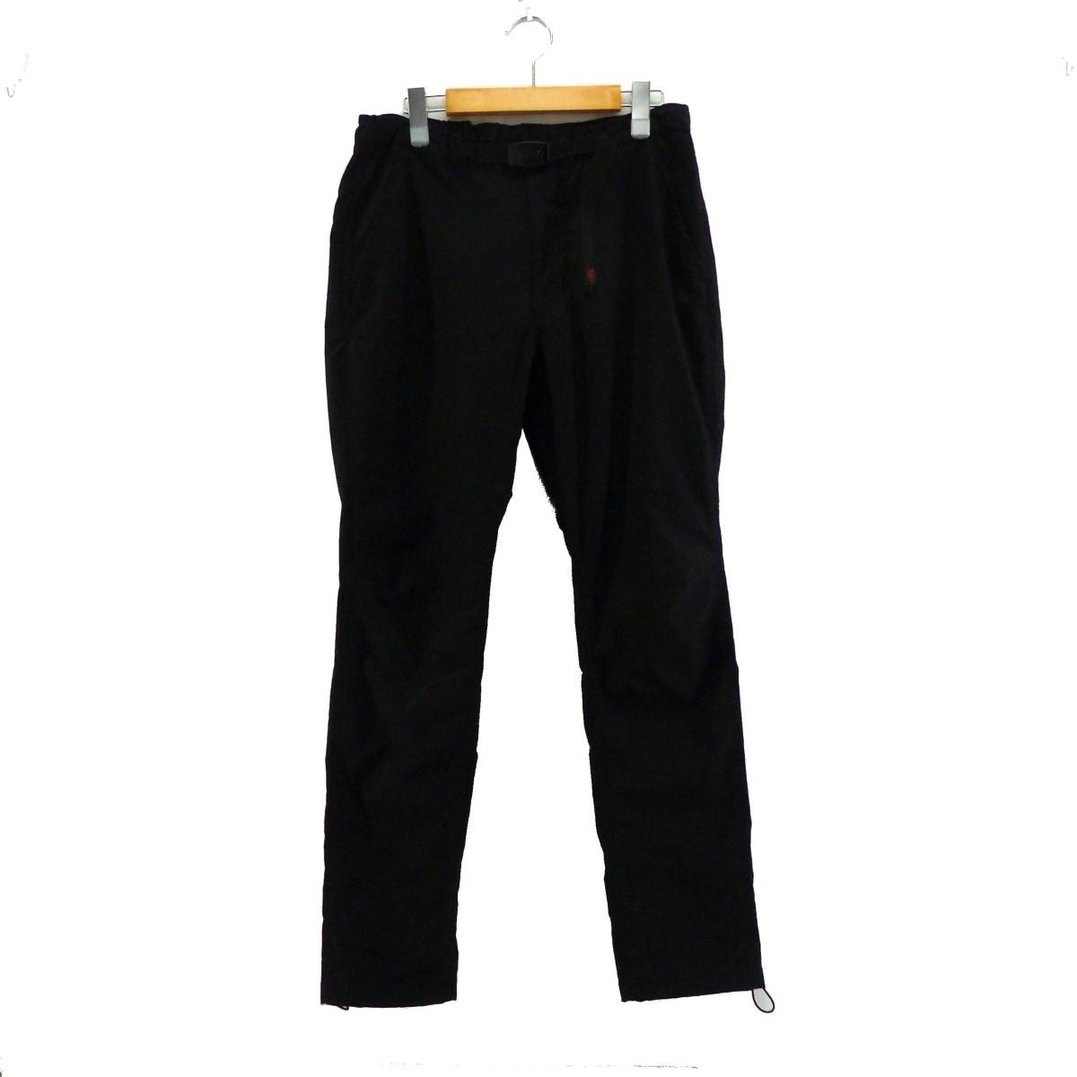 【中古】nonnative×GRAMICCI スタイリスト私物 CLIMBER EASY PANTS ブラック サイズ:1 【200320】(ノンネイティブ×グラミチ)