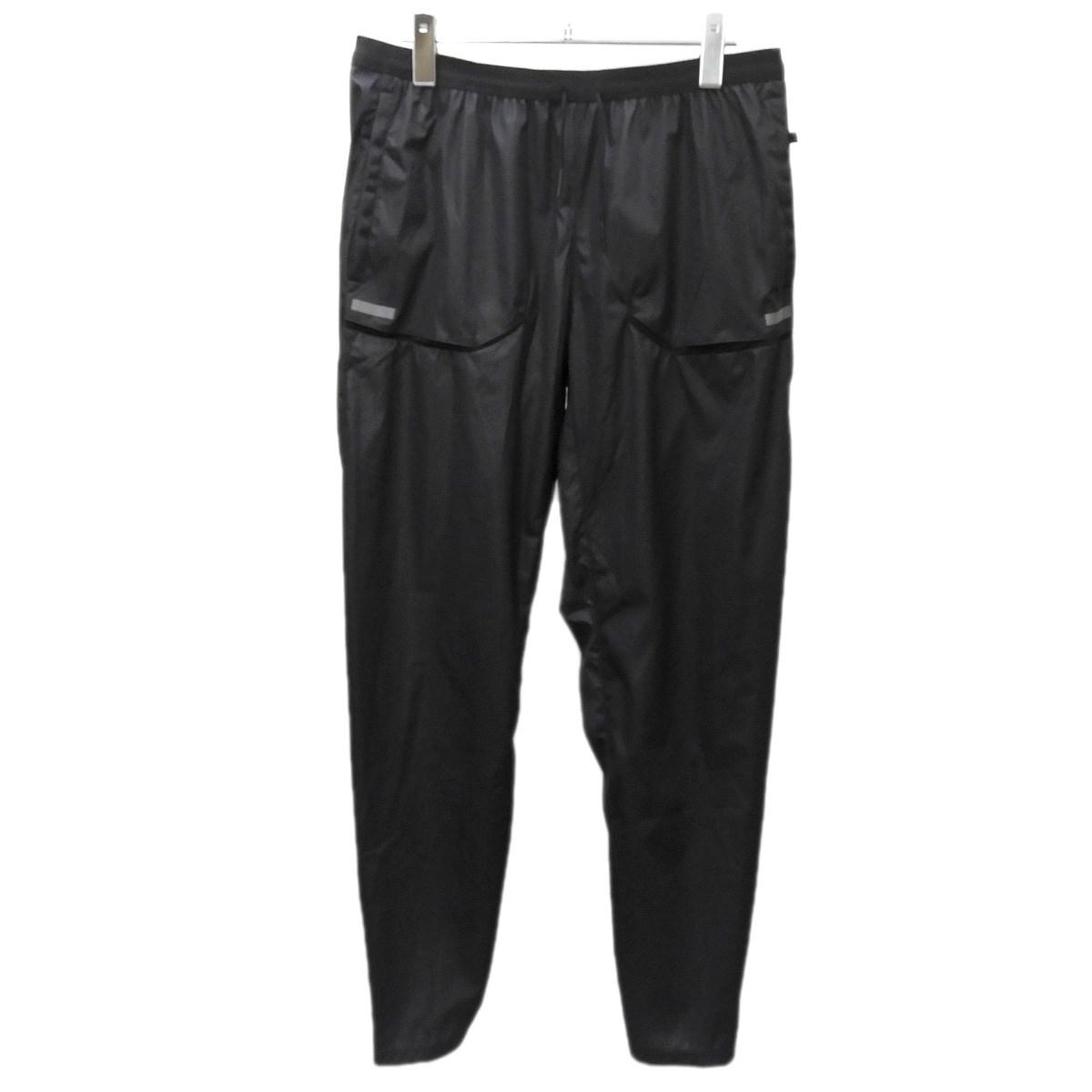 【中古】NIKE テックパックランニングパンツ ブラック サイズ:M 【220320】(ナイキ)