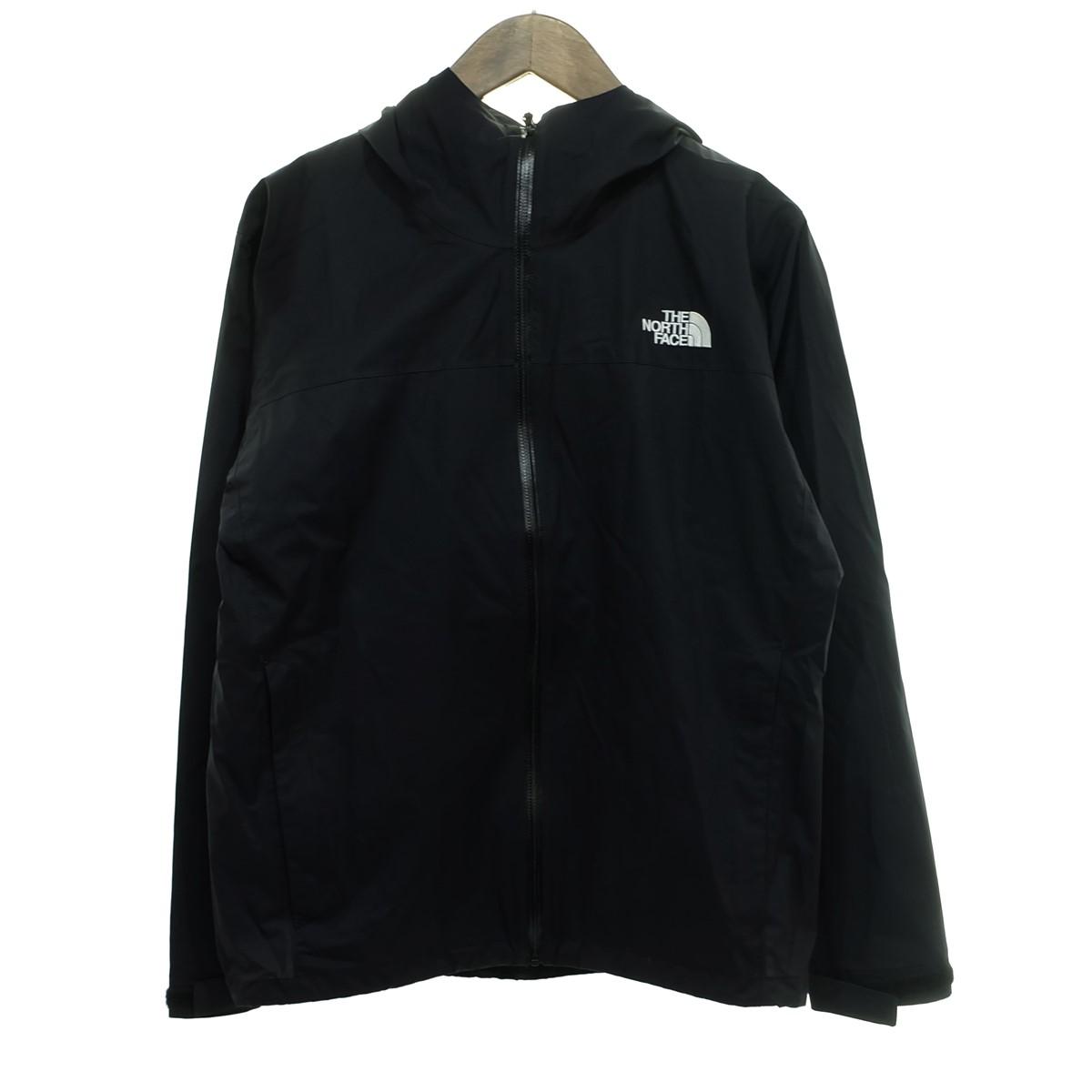 【中古】THE NORTH FACE ベンチャージャケット ブラック サイズ:M 【220320】(ザノースフェイス)