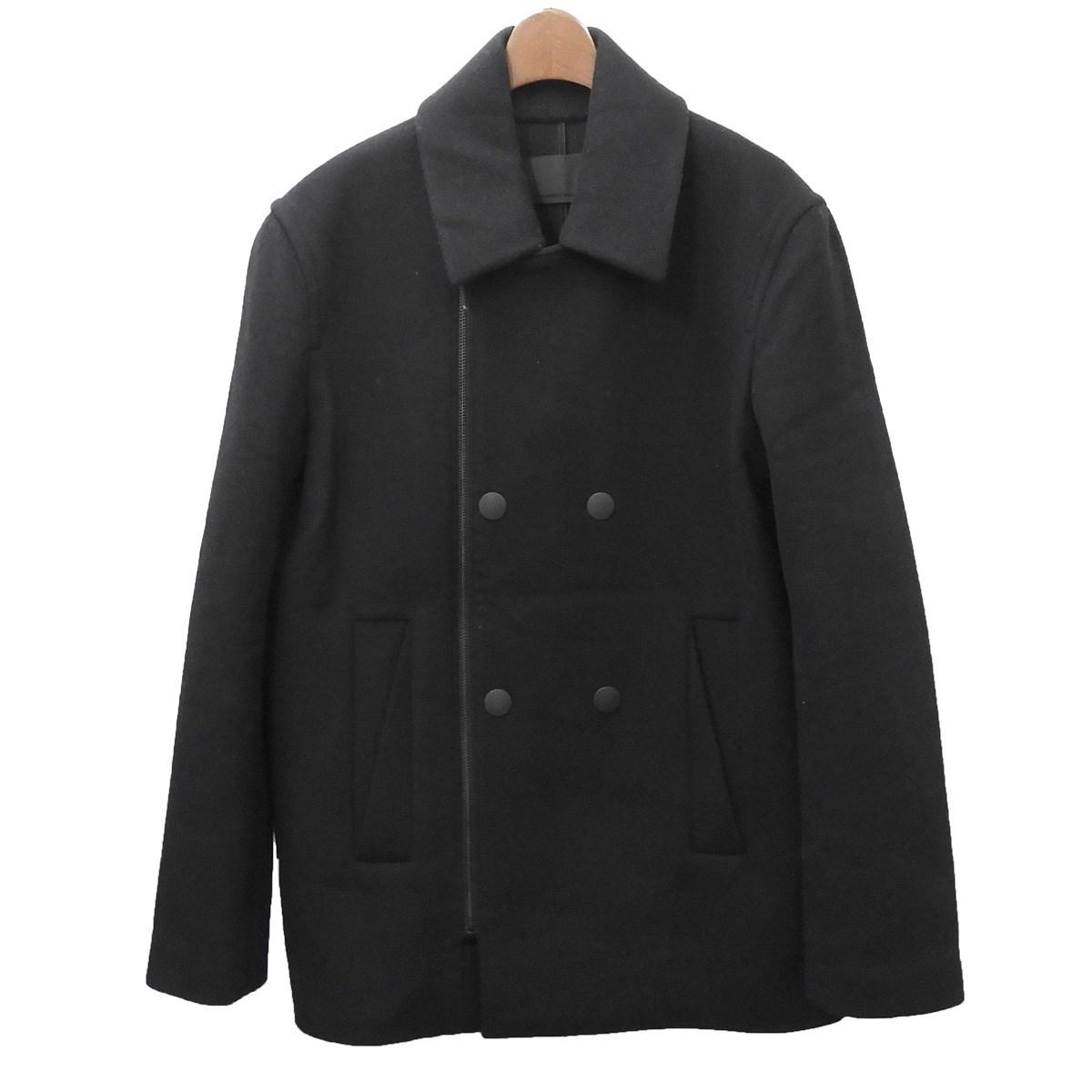 【中古】ALEXANDER WANG ライダースコート ブラック サイズ:46 【240320】(アレキサンダーワン)