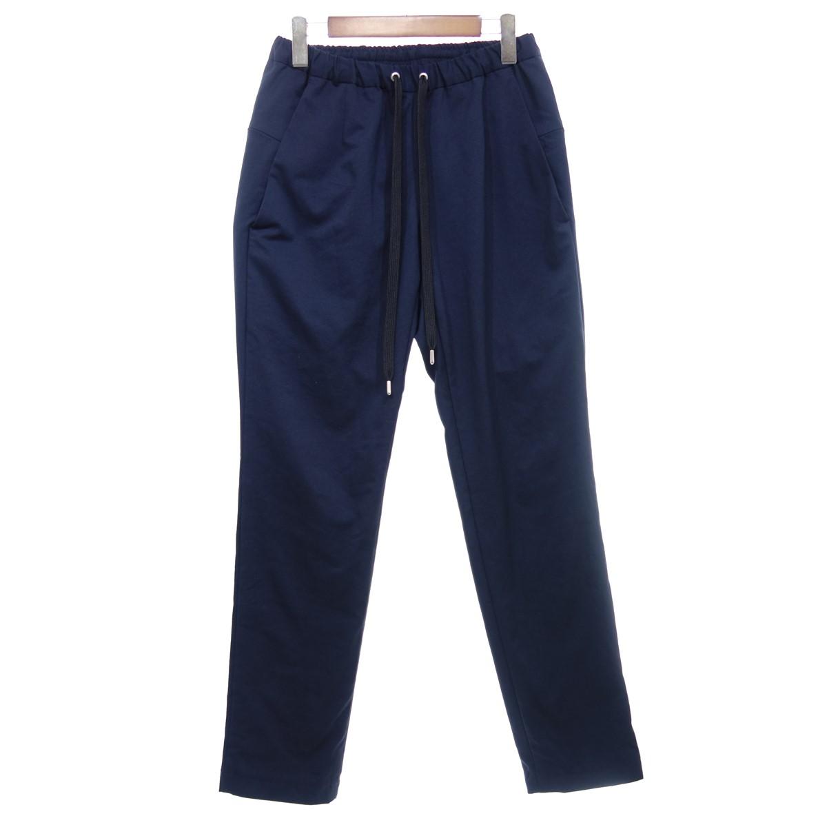【中古】TEATORA Wallet Pants SNEAKERS パンツ ネイビー サイズ:46 【260320】(テアトラ)