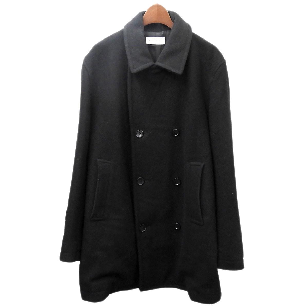 【中古】ROTTWEILER 2018AW Pコート ブラック サイズ:XL 【270320】(ロットワイラー)