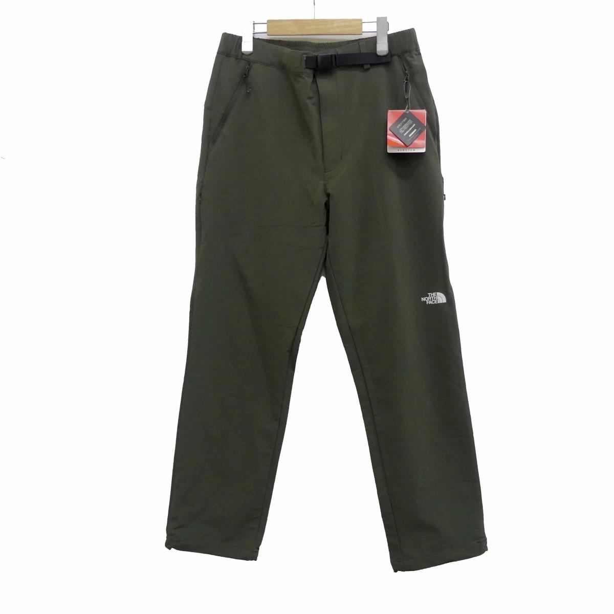 【中古】THE NORTH FACE Verb pants バーブパンツ ニュートープダークグリーン サイズ:L 【280320】(ザノースフェイス)