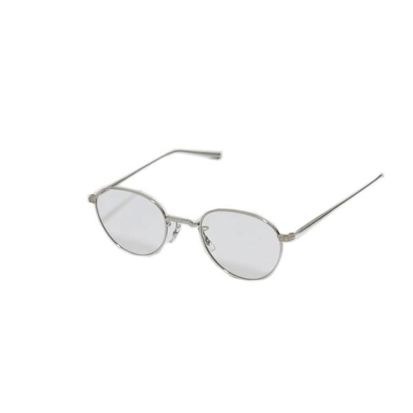【中古】EYEVAN JONATHAN 眼鏡 シルバー 【290320】(アイヴァン)