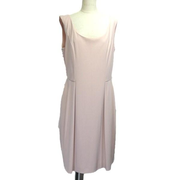 【中古】FOXEY NEWYORK スタンダードドレス ピンク サイズ:42 【300320】(フォクシーニューヨーク)