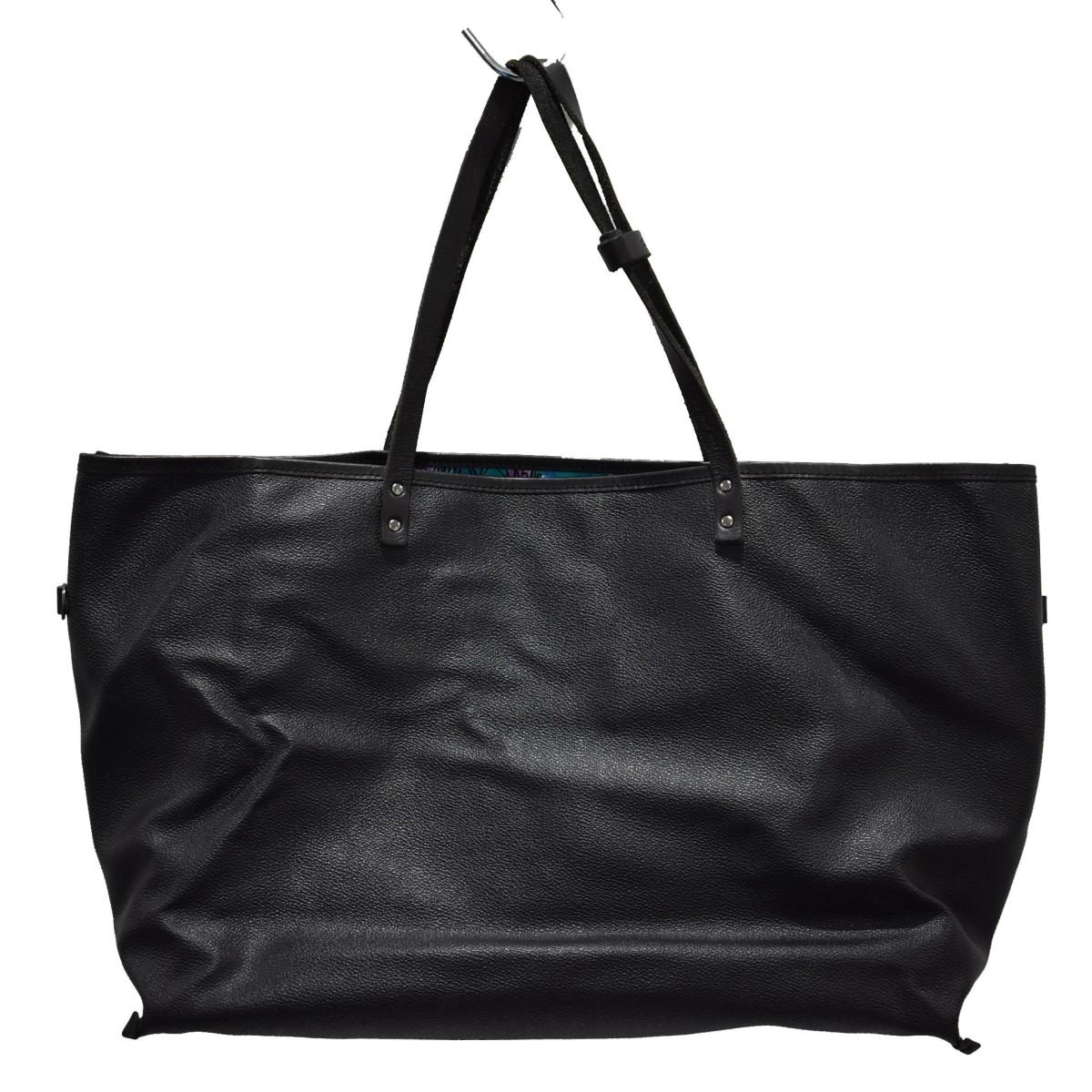 【中古】Stussy ×JAM HOME MADE Secret Chango Black Ride Tote Bag ブラック 【010420】(ステューシー)