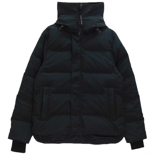 【中古】CANADA GOOSE MACMILLAN PARKA FUSION FIT ダウンジャケット ブラック サイズ:M 【020420】(カナダグース)