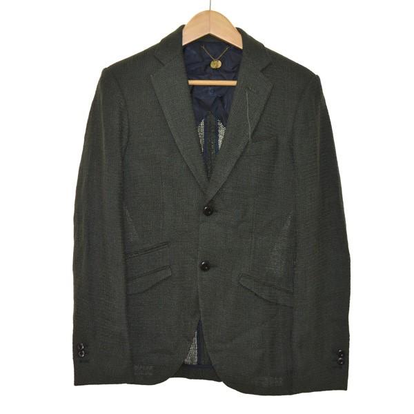 【中古】MAURIZIO MIRI DUSTIN ジャケット カーキ サイズ:46 【050420】(マウリツィオ ミリ)