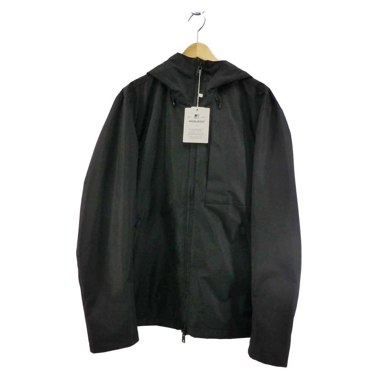 【中古】Wool rich PACIFIC JACKET ブラック サイズ:M 【050420】(ウールリッチ)