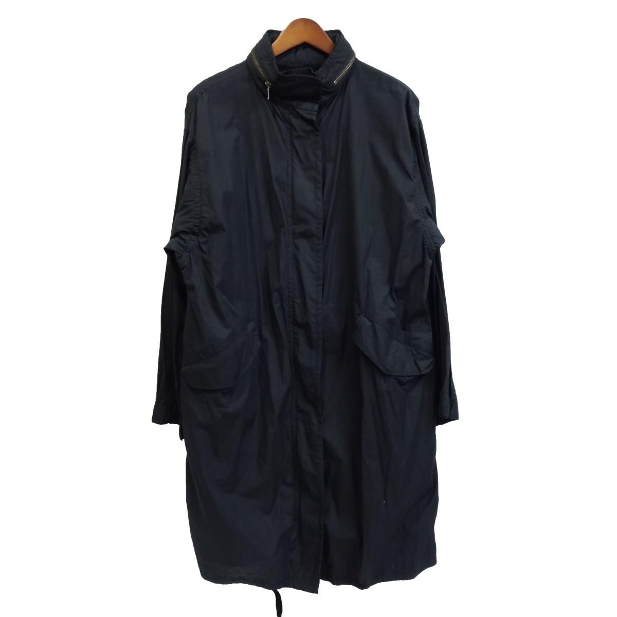 【中古】VINCE 「Anorak Jacket」 アノラックジャケット ネイビー サイズ:S 【060420】(ヴィンス)