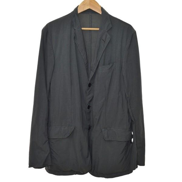 【中古】TEATORA DEVICE JACKET PACKBLE 3Bジャケット グレー サイズ:48 【070420】(テアトラ)