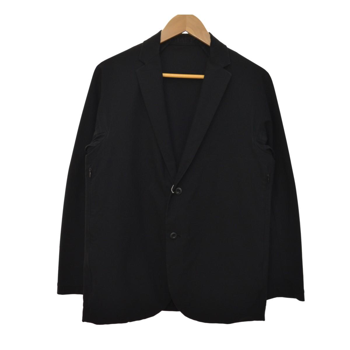 【中古】TEATORA Wallet JKT SM ウォレットジャケット ブラック サイズ:46 【070420】(テアトラ)
