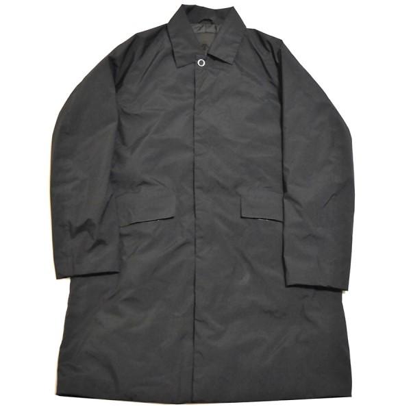 【中古】DESCENTE PAUSEDOWN CHESTER COAT ダウン チェスター コート ブラック サイズ:M 【070420】(デサント)