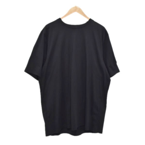 【中古】Y-3 バックスカルプリントTシャツ Yohji Skull Tee EH5756 ブラック サイズ:L 【090420】(ワイスリー)