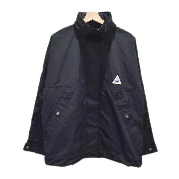 【中古】CAPE HEIGHTS ナイロンジャケット ブラック サイズ:XS 【100420】(ケープハイツ)
