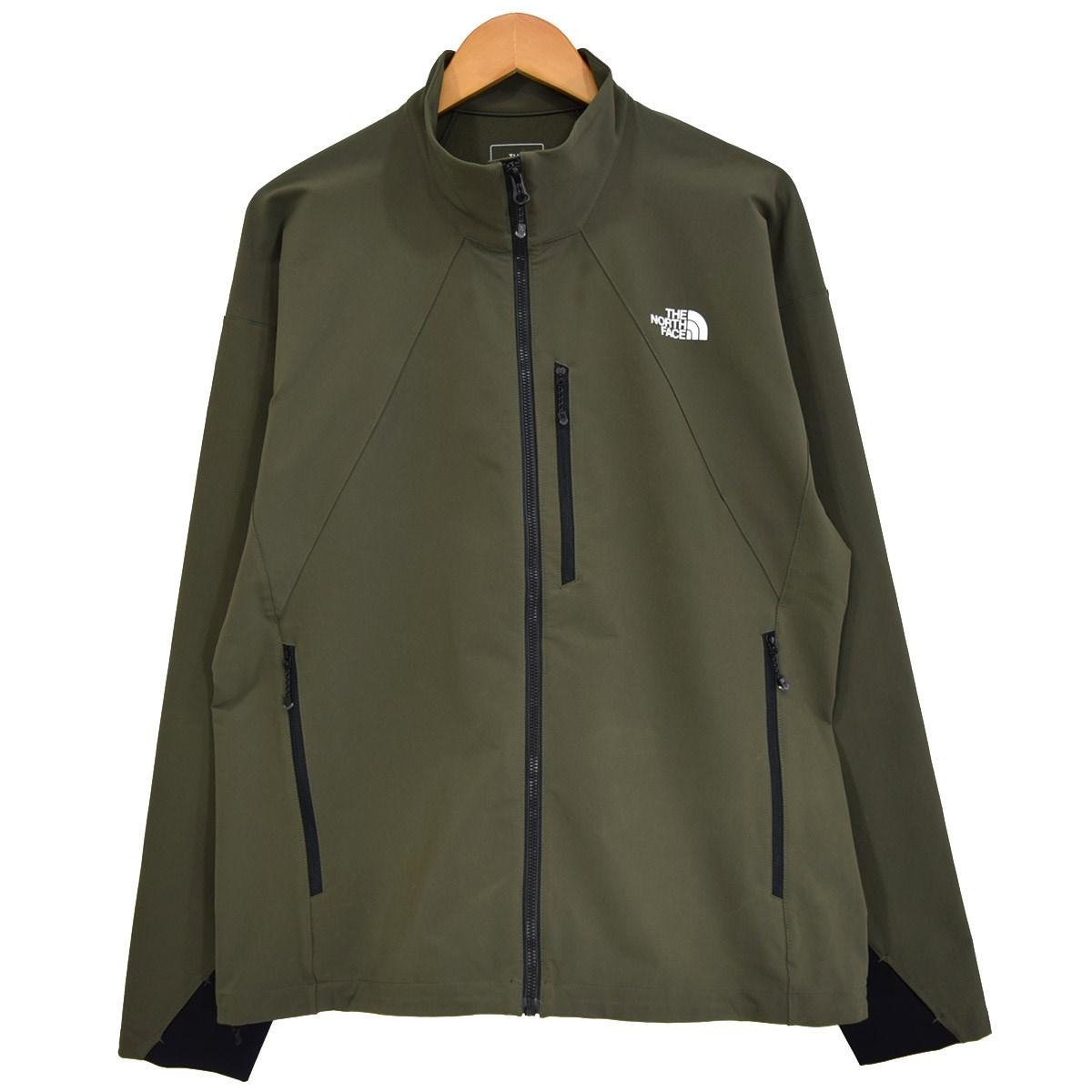 【中古】THE NORTH FACE Hammerhead Jacket ハンマーヘッドジャケット NP21903 オリーブ サイズ:L 【100420】(ザノースフェイス)