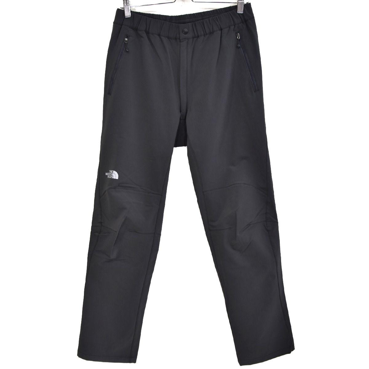 【中古】THE NORTH FACE Alpine Light pants アルパインライトパンツ NT52927 グレー サイズ:L 【100420】(ザノースフェイス)