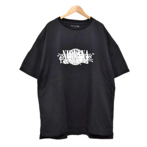【中古】MINEDENIM ×JAMIE STORY JS Seattle Mosh T-SH Tシャツ ブラック サイズ:3 【130420】(マインデニム)