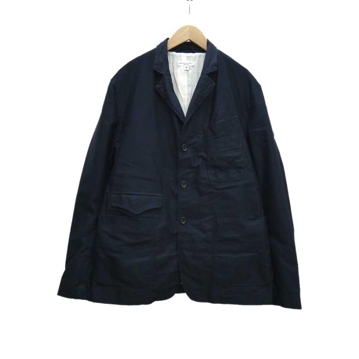【中古】Engineered Garments Truman Jacket ネイビー サイズ:M 【130420】(エンジニアードガーメンツ)