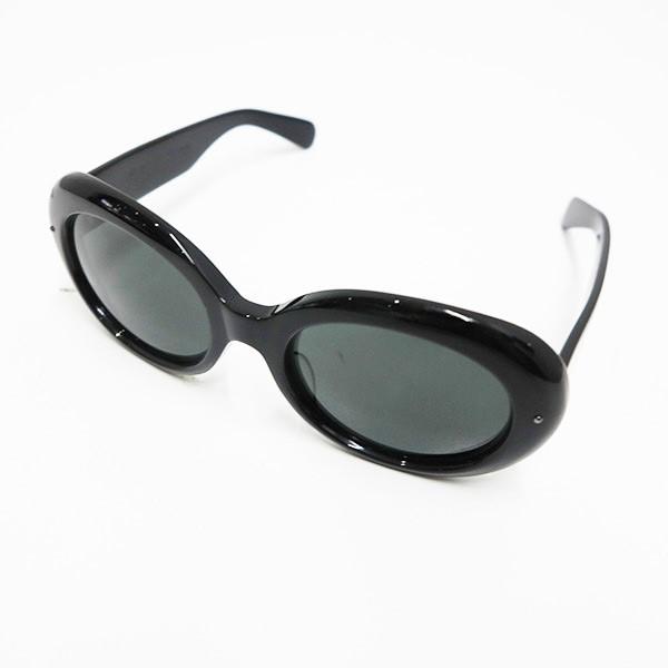 【中古】Traverse Tokyo 野口強×金子眼鏡サングラス ブラック 【130420】(トラバース トーキョー)