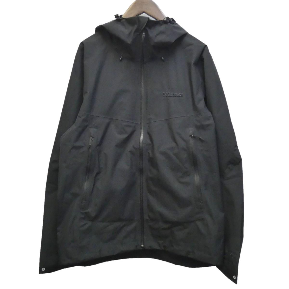 【中古】Marmot 20SS 「Comodo Jacket」 コモドジャケット ブラック サイズ:XL 【140420】(マーモット)