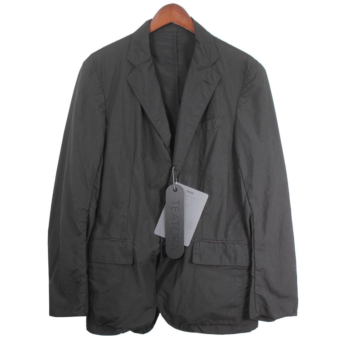 【中古】TEATORA Device Jacket P ディバイスジャケット ブラック サイズ:1 【150420】(テアトラ)