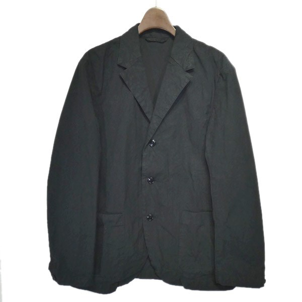 【中古】nestrobe confect 2019AW スピーマコットンテーラードジャケット ブラック サイズ:4 【160420】(ネストローブコンフェクト)