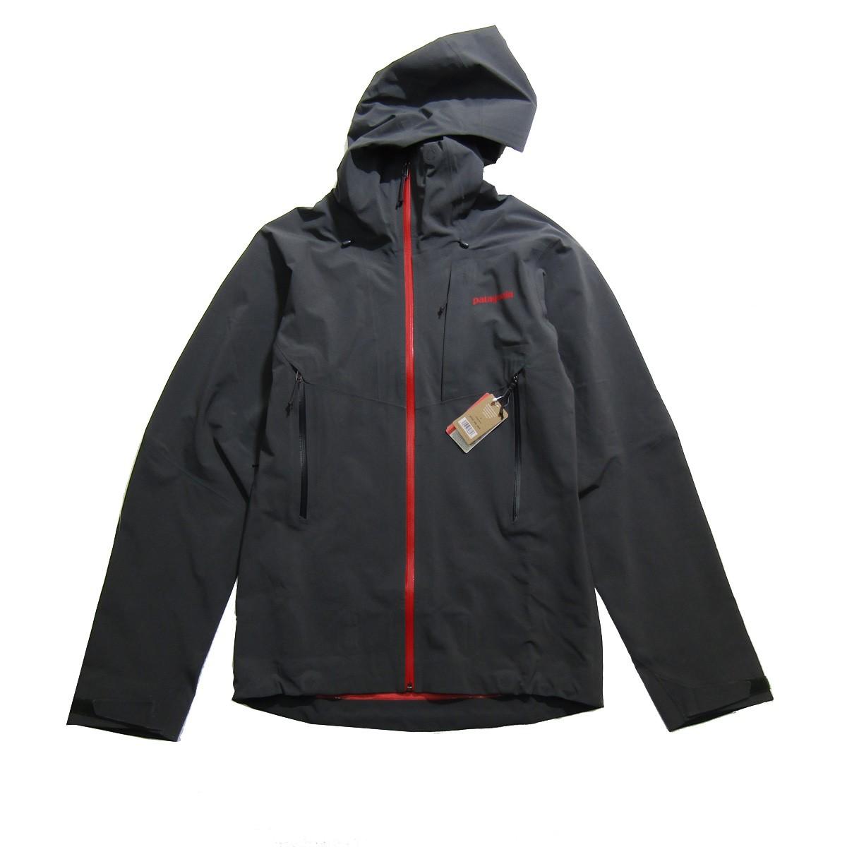 【中古】patagonia ガルヴァナイズド・ジャケット グレー サイズ:S 【160420】(パタゴニア)