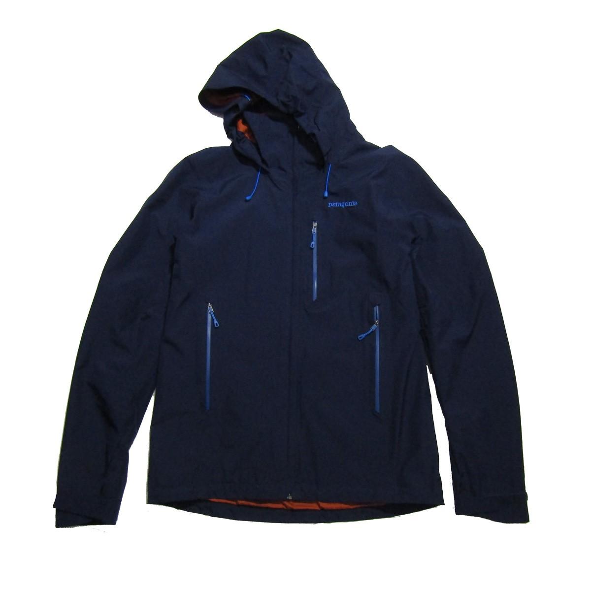 【中古】patagonia 2014製 ピオレットジャケット ネイビー サイズ:S 【160420】(パタゴニア)