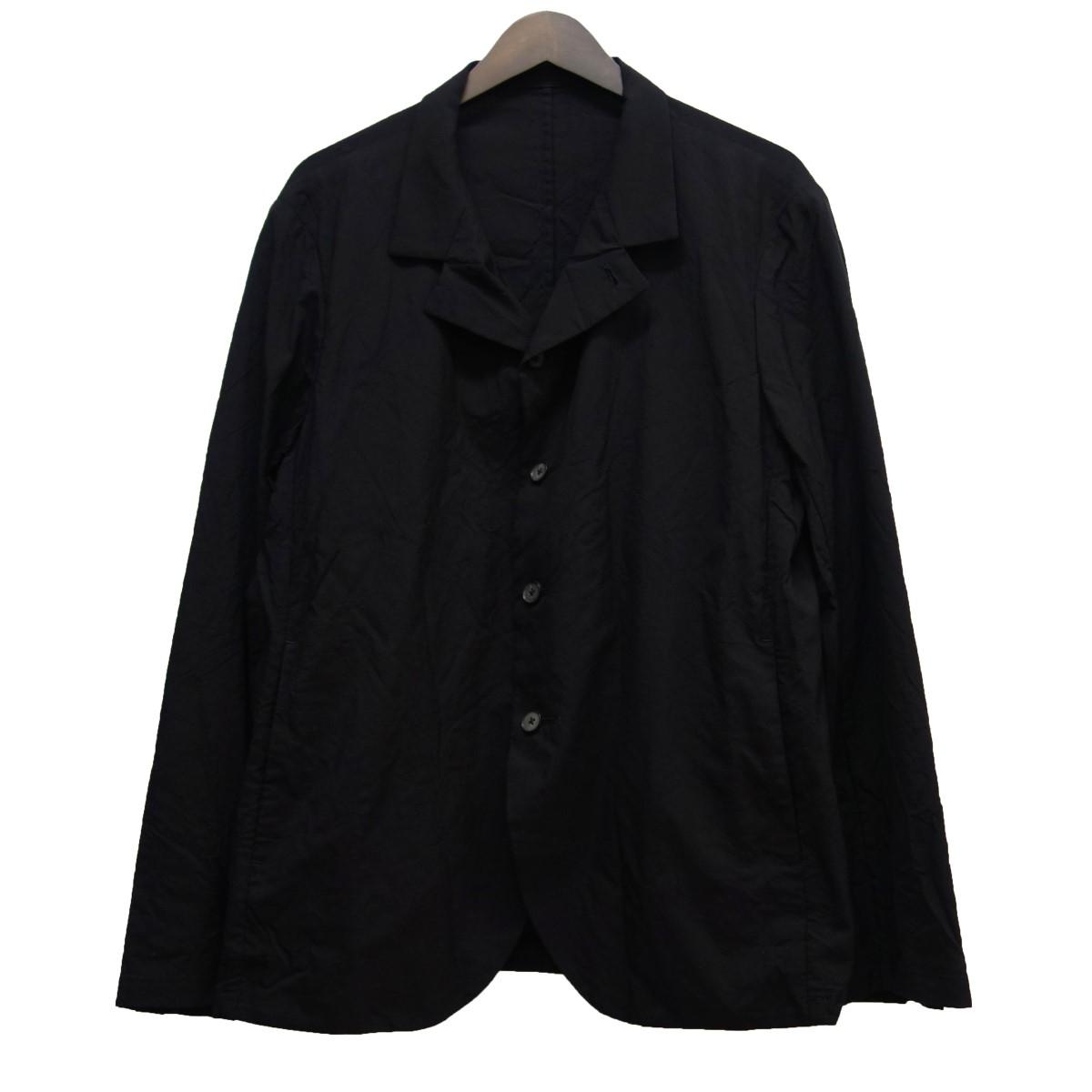 【中古】COLINA ノッチドラペルジャケット ブラック サイズ:M 【160420】(コリーナ)