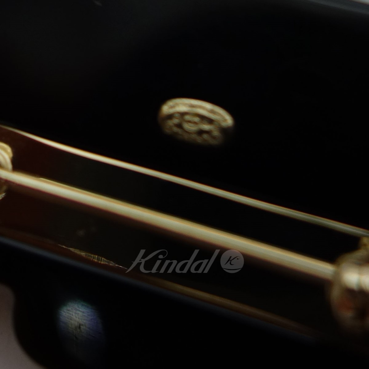 CHANEL カメラブローチ ブラック170420シャネルPXuZki