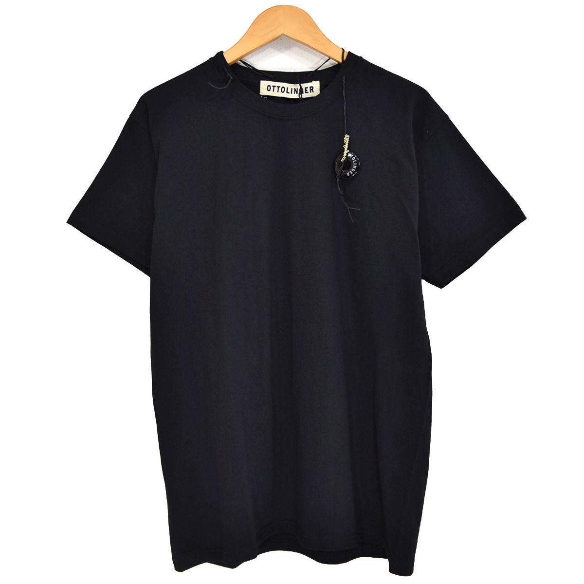 【中古】OTTOLINGER BLACK CHAIN T-SHIRT ブラックチェーンTシャツ 2019SS ブラック サイズ:S 【170420】(オットリンガー)