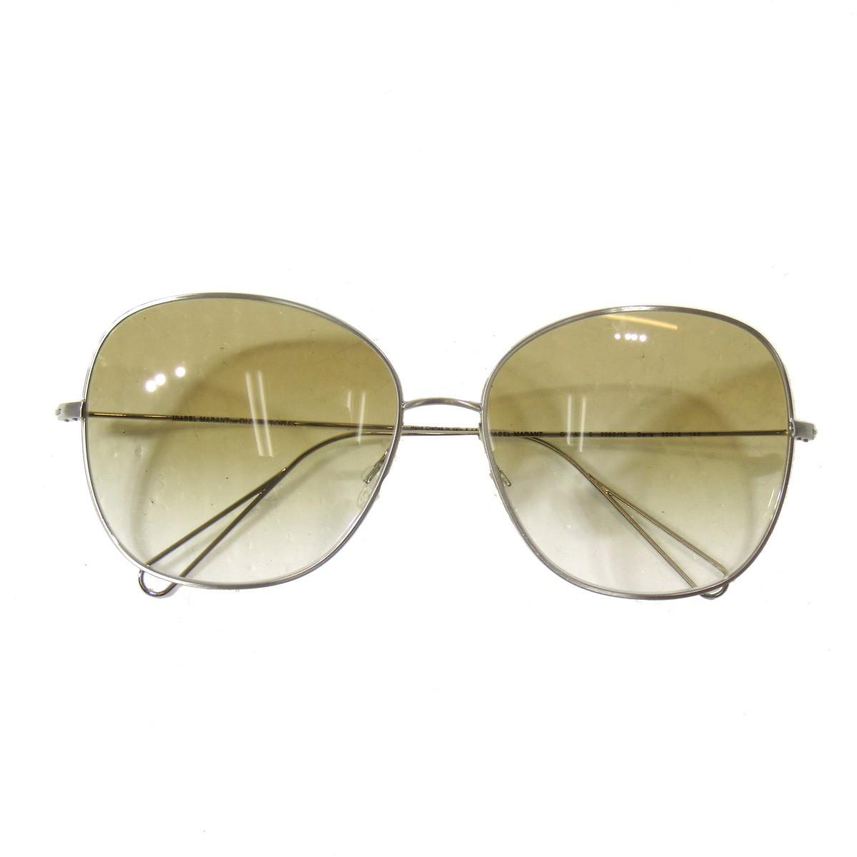 【中古】OLIVER PEOPLES Isabel Marant DARIA OV-1151 ゴールド サイズ:62□16 140 【190420】(オリバーピープルズ)