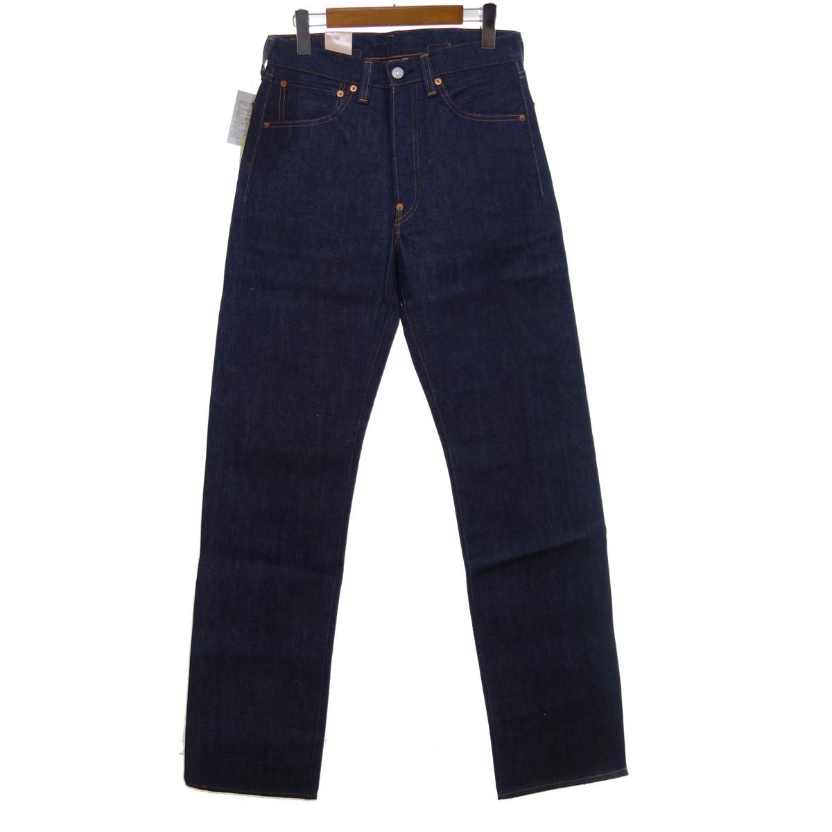 【中古】Levi's Vintage Clothing 1937年モデル デニムパンツ インディゴ サイズ:W31L36 【200420】(リーバイス ヴィンテージ クロージング)