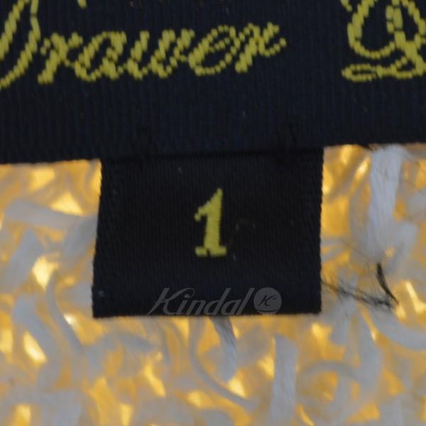 DRAWER ロングベスト ベージュ サイズ SIZE1210420ドゥロワーb6yYg7f