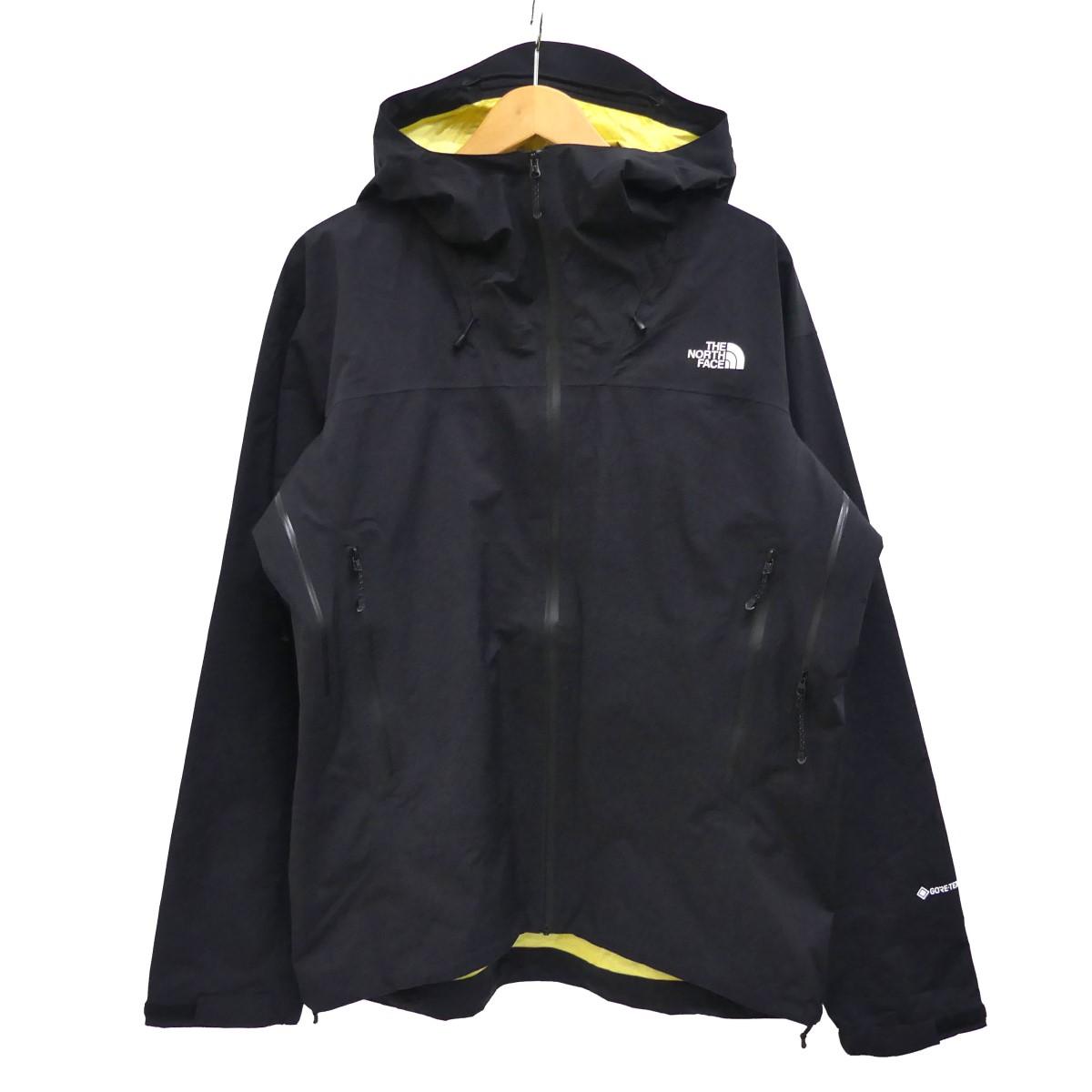 【中古】THE NORTH FACE Super Climb Jacket マウンテンパーカー ブラック サイズ:L 【210420】(ザノースフェイス)