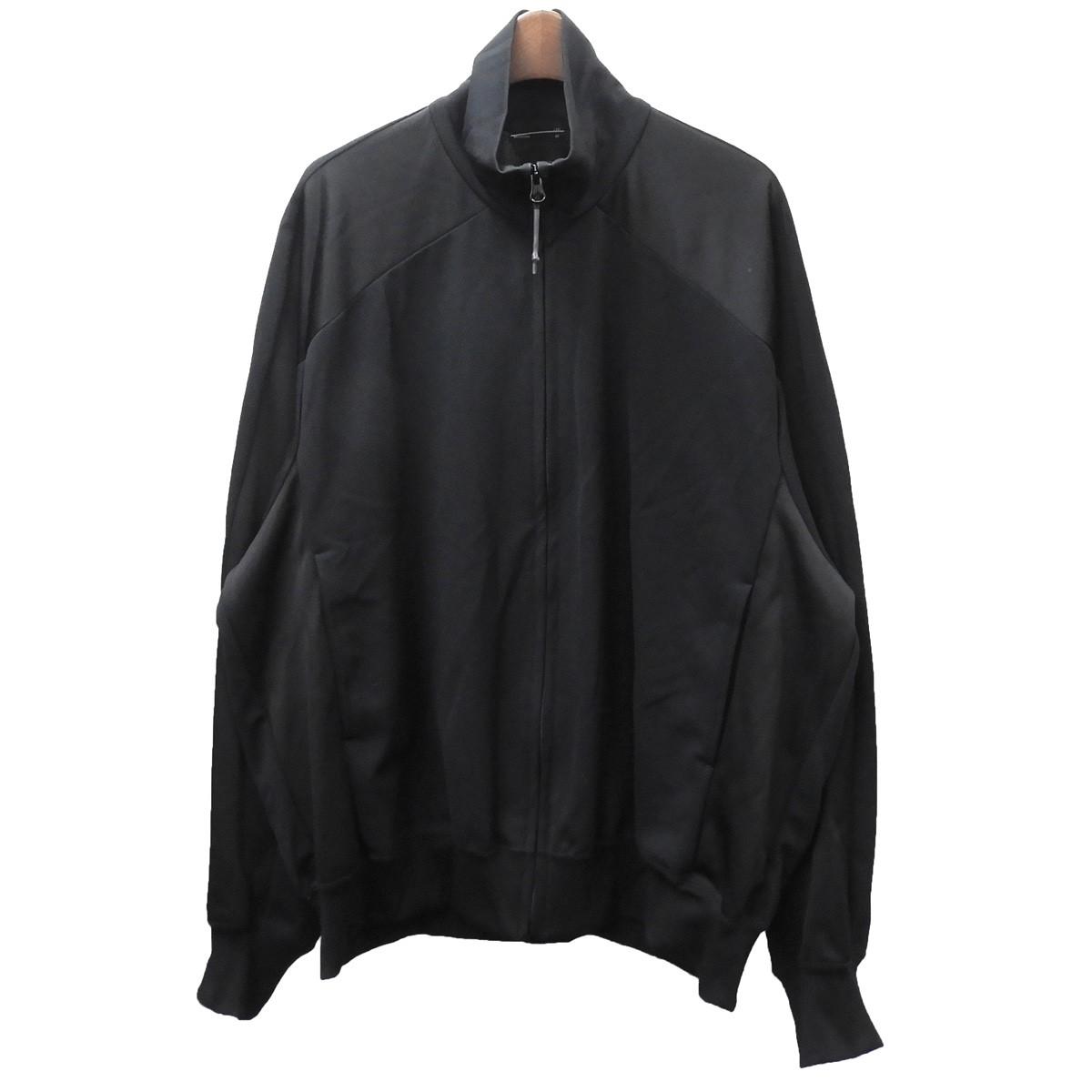 【中古】LAD MUSICIAN 2019SS 「Track Jacket」トラックジャケット ブラック サイズ:42 【270420】(ラッドミュージシャン)
